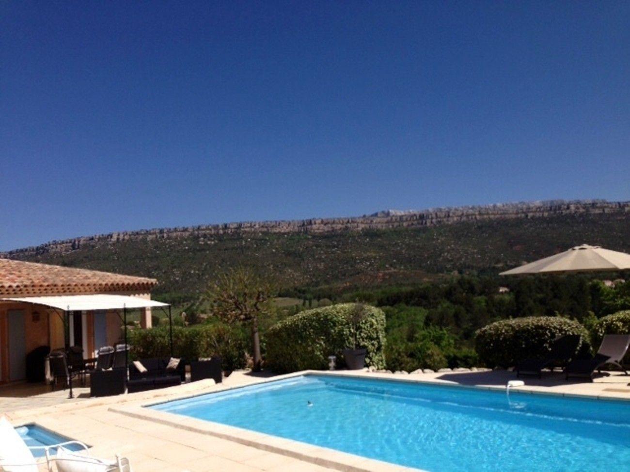Casa con piscina para 9 huéspedes