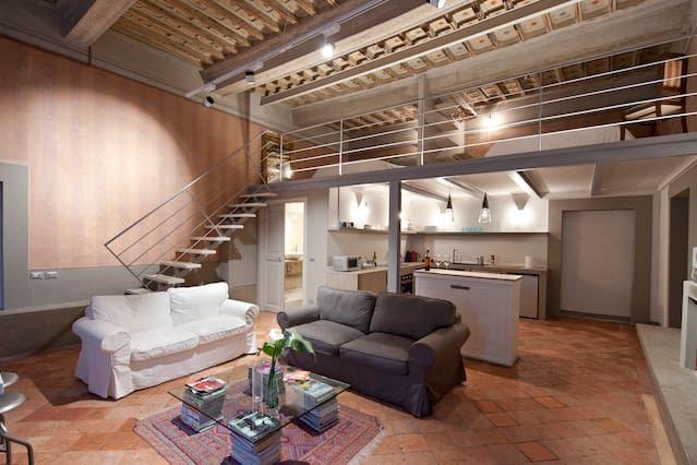 Extraordinario piso para 6 personas