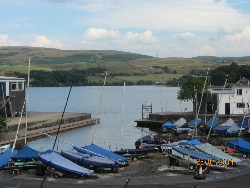 Hollingworth Lake View
