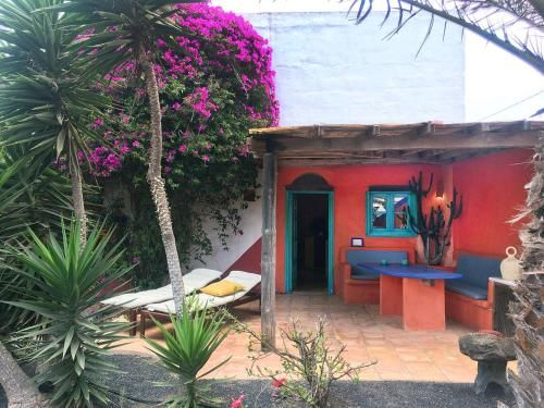 Casa Panamá,in der Finca Mimosa.