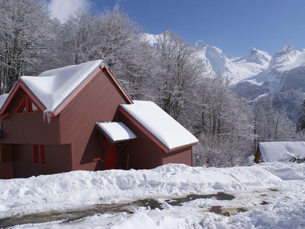 Residencia en Gourette para 6 personas
