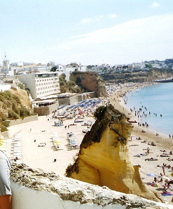 Flat with parking included in Albufeira