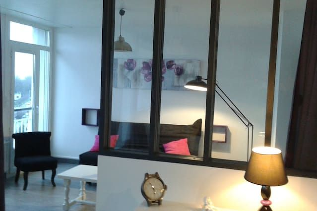 Alojamiento para 5 huéspedes en Boulogne-sur-mer