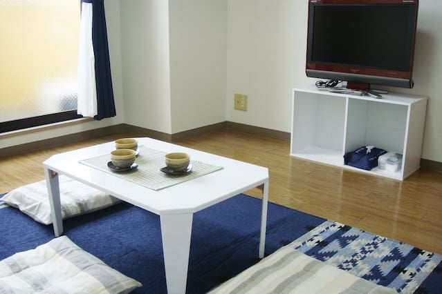 Practical holiday rental in Kyōto-shi