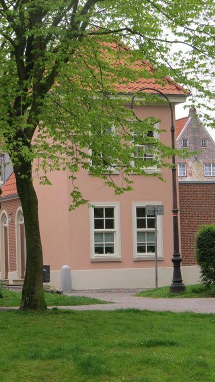 Apartamento idóneo para animales en Jever