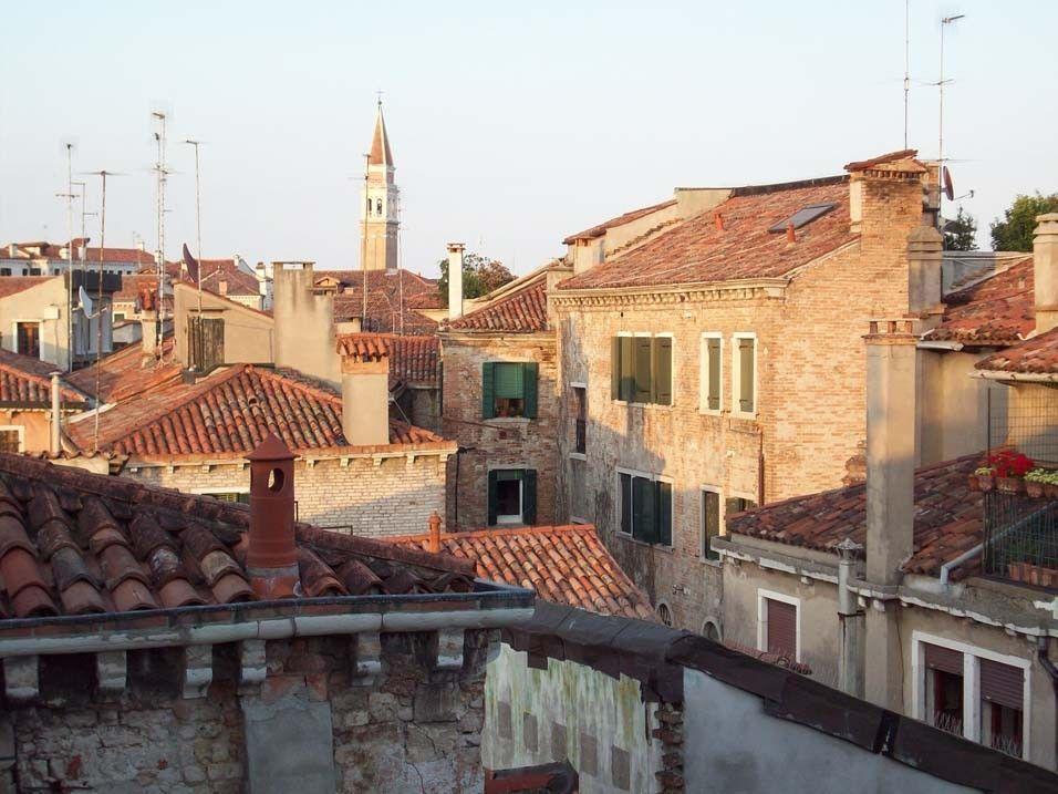 Piso vacacional de 34 metros en Venecia