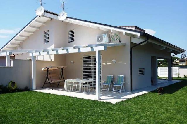 Casa en San felice circeo para 10 personas