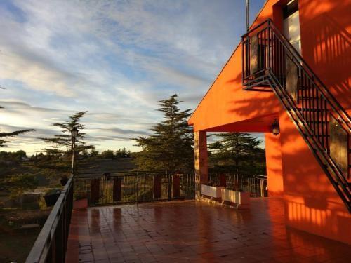 Casa en Teruel con jardín