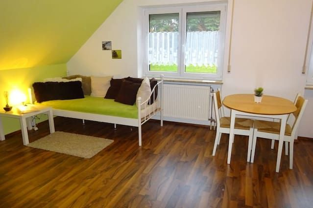 2-Room-Apartment close to Nuremberg