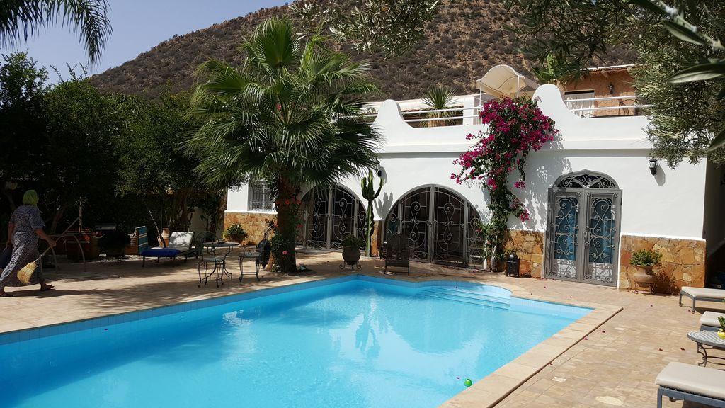 Residencia para 12 huéspedes en Agadir
