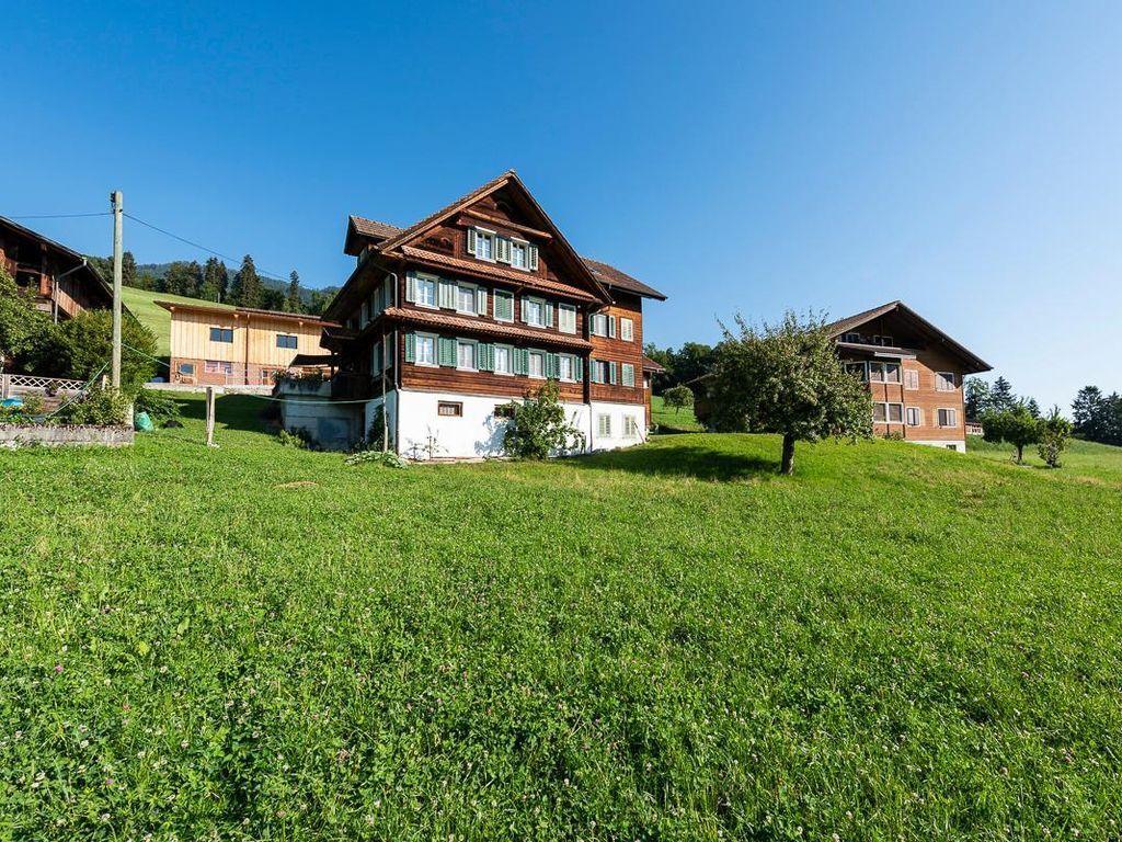Alojamiento de 2 habitaciones en Ramersberg