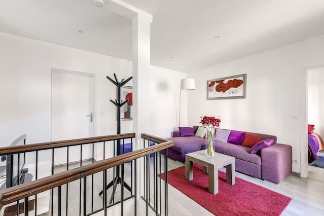 Vivienda con vistas de 70 m²