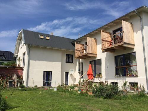 Häusliches Apartment in Lohme