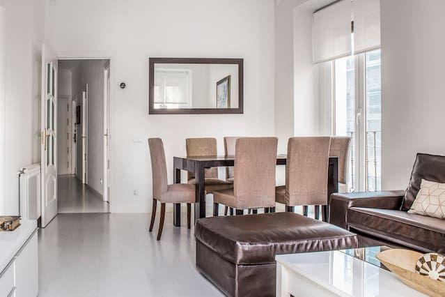 Apartamento familiar en Madrid