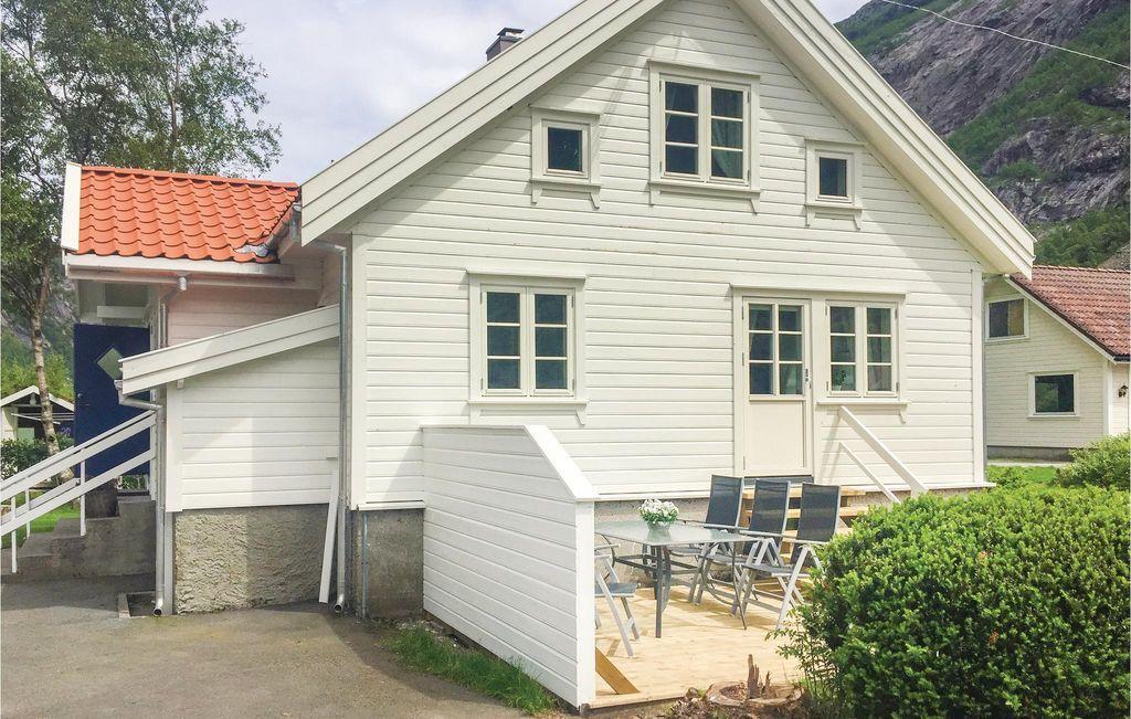 Alojamiento para 5 personas de 2 habitaciones