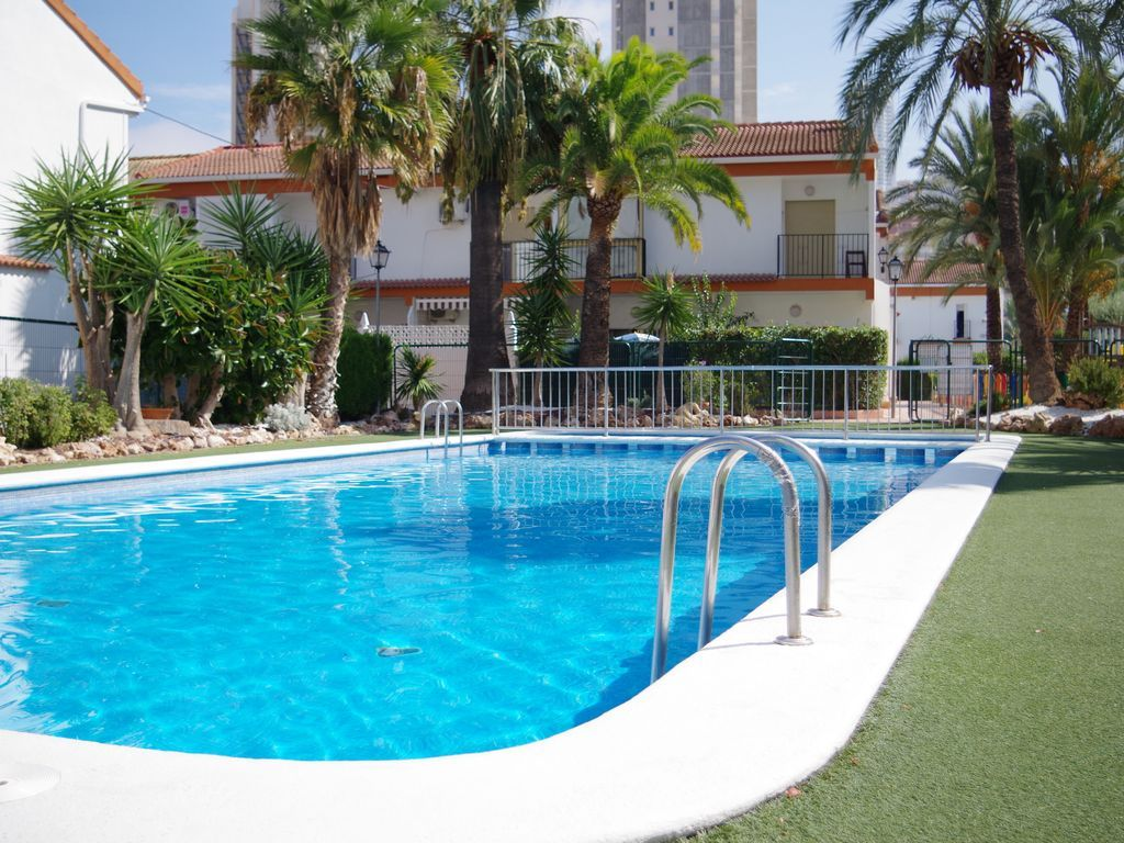 Holiday home in Benidorm of 2 rooms