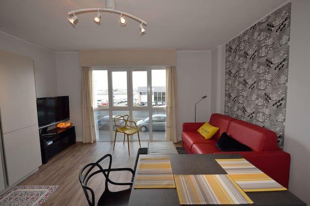 35 m² flat in Saint malo