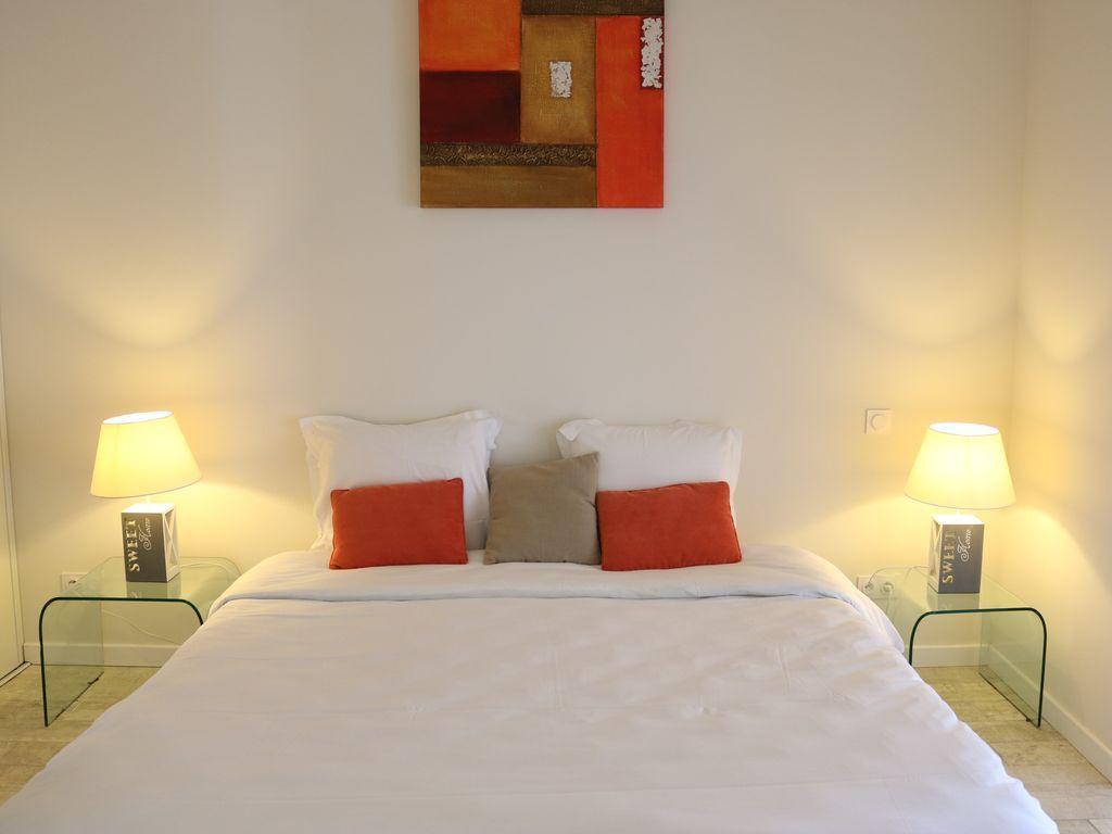 Apartamento de 54 m² para 4 personas