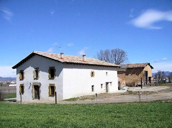 Residencia para 12 huéspedes en Santa eugènia de berga
