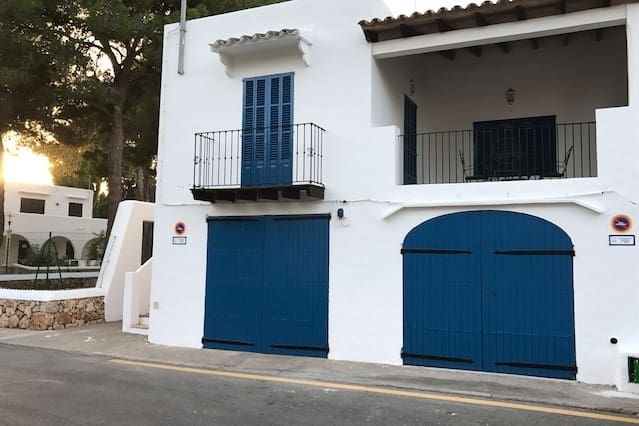Holiday rental in Santanyí with garden