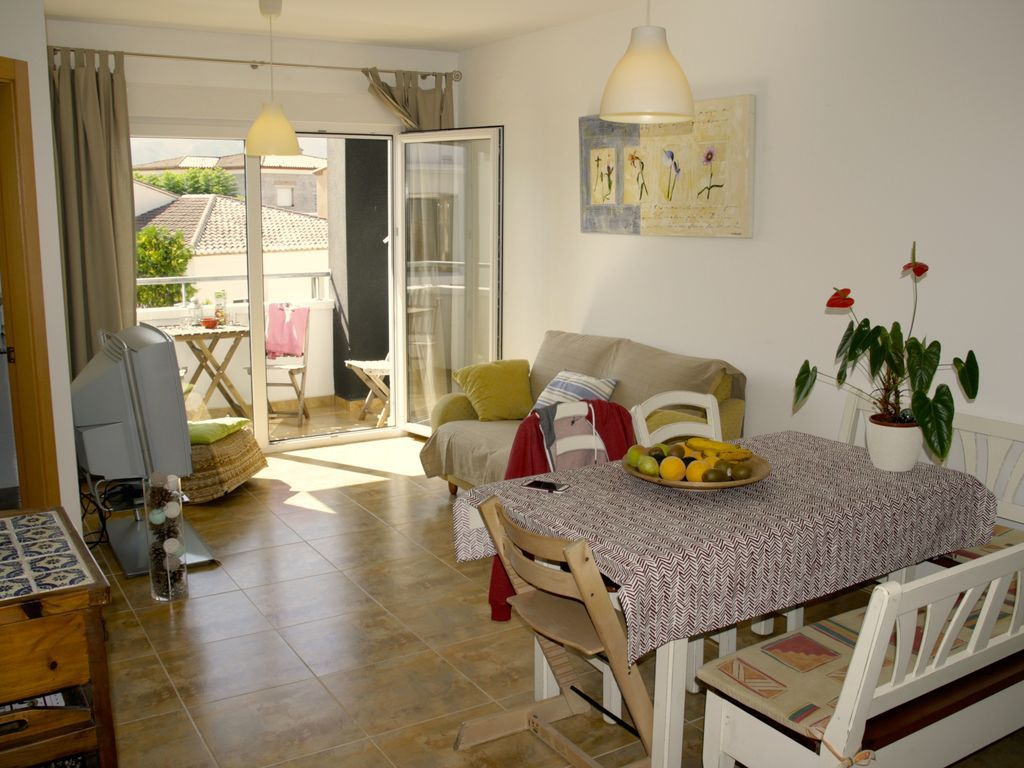 Equipped holiday rental for 4 people