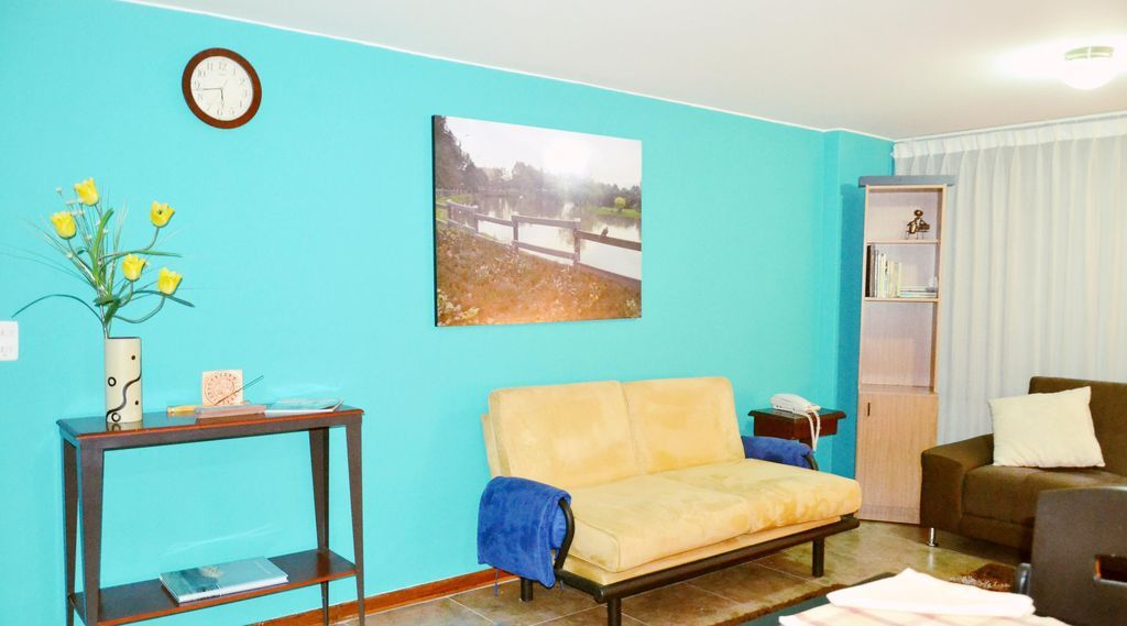 Apartamento en Bogotá para 3 huéspedes