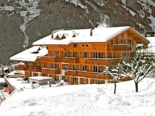 Piso funcional en Grindelwald
