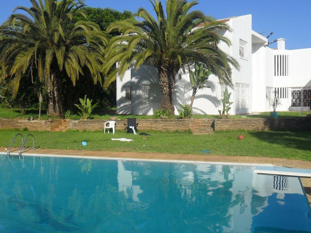 Residencia en Rabat para 11 huéspedes