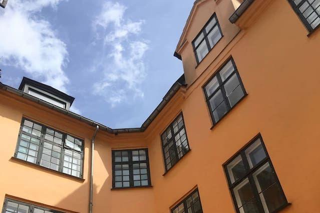 Familiar alojamiento en Copenhagen