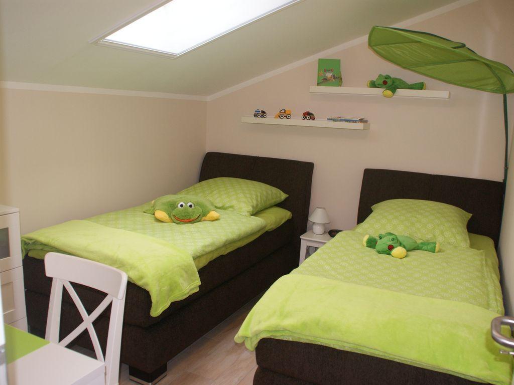 Ferienunterkunft mit 2 Zimmern