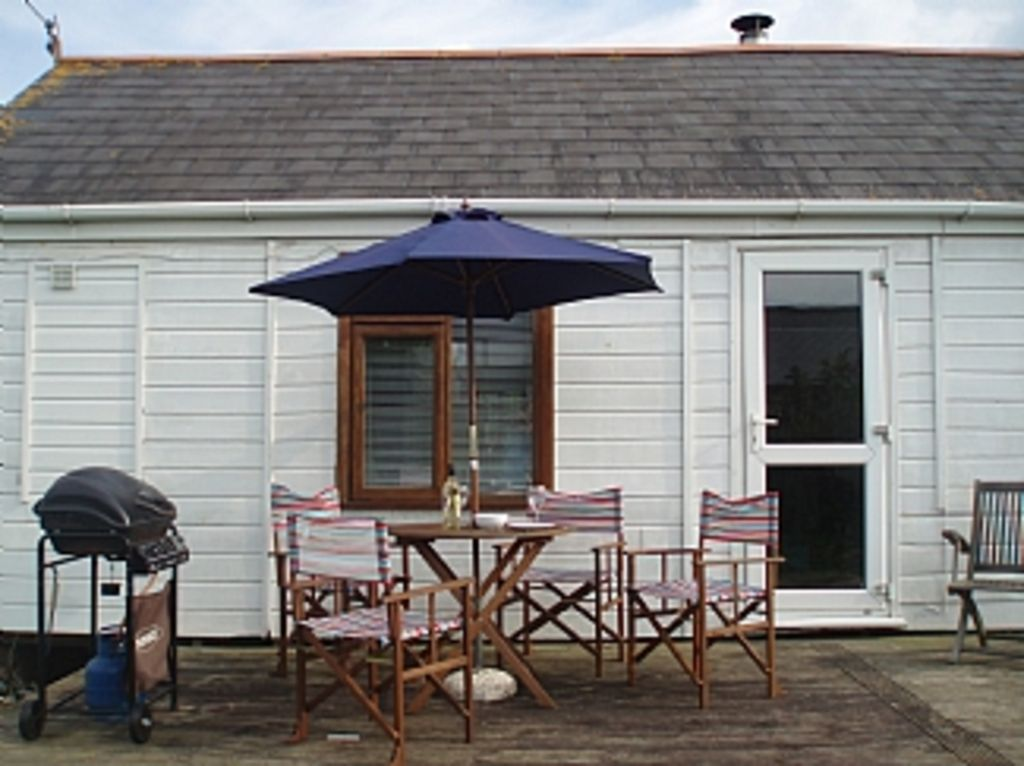 Picturesque holiday rental for 7 people in Croyde