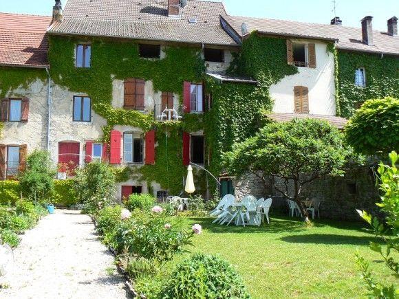 Alojamiento con wi-fi en Clairvaux-les-lacs