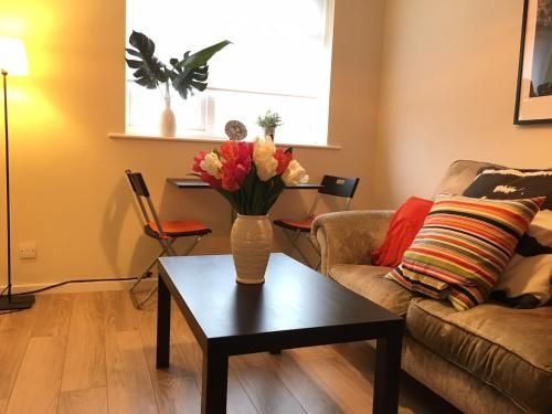 Equipped flat with 1 room