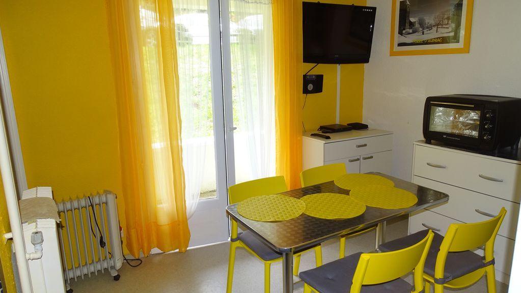 Alojamiento con parking incluído de 20 m²