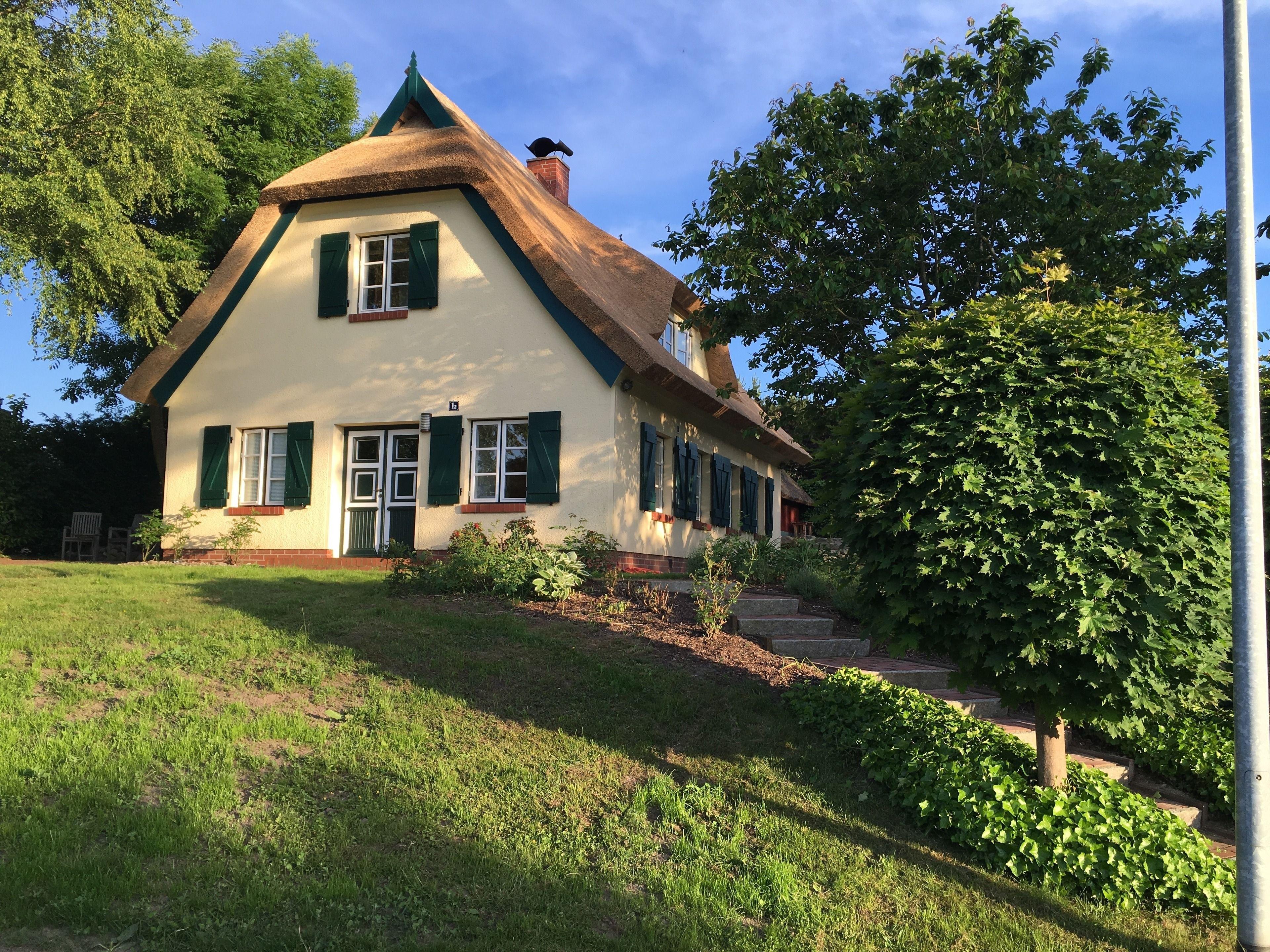 Alojamiento en Lancken-granitz de 2 habitaciones