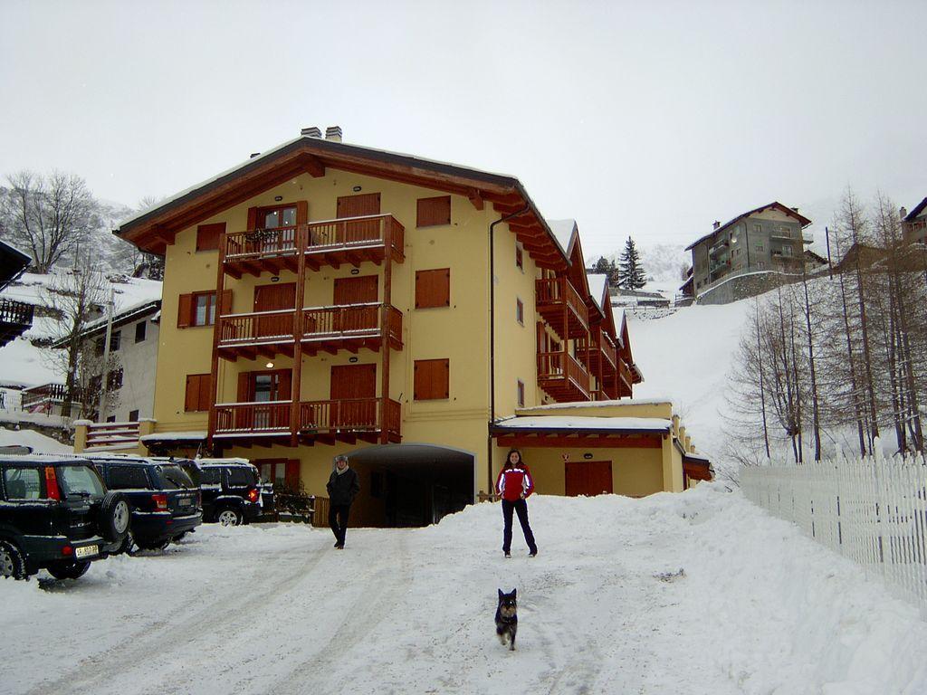 Apartamento para 5 huéspedes con balcón