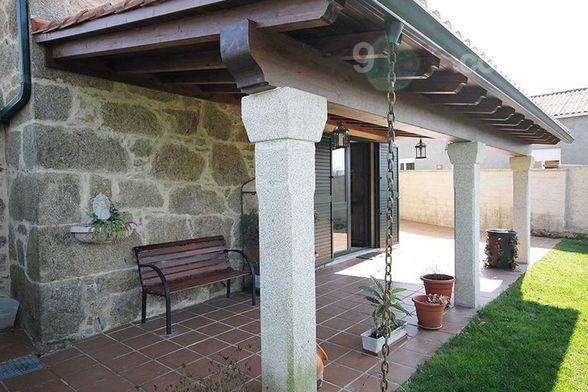 Chalet mit Balkon und 2 Zimmern