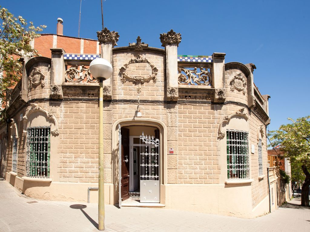 Holiday letting in Barcelona with Kitchen and Laundry