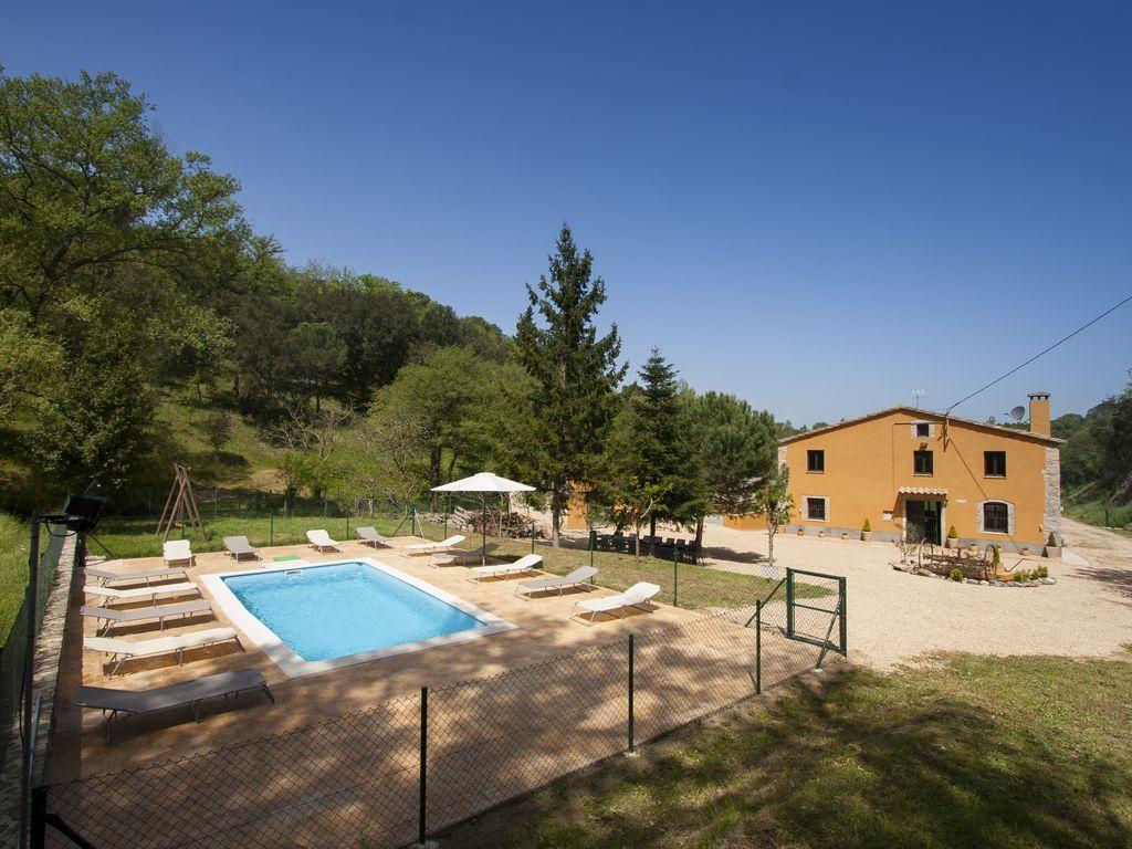 Residencia de 420 m² en Maçanet de la selva