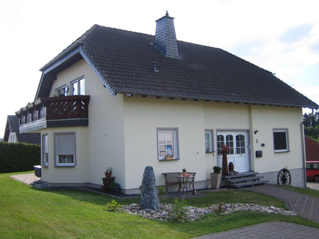 Alojamiento en Ulmen de 1 habitación