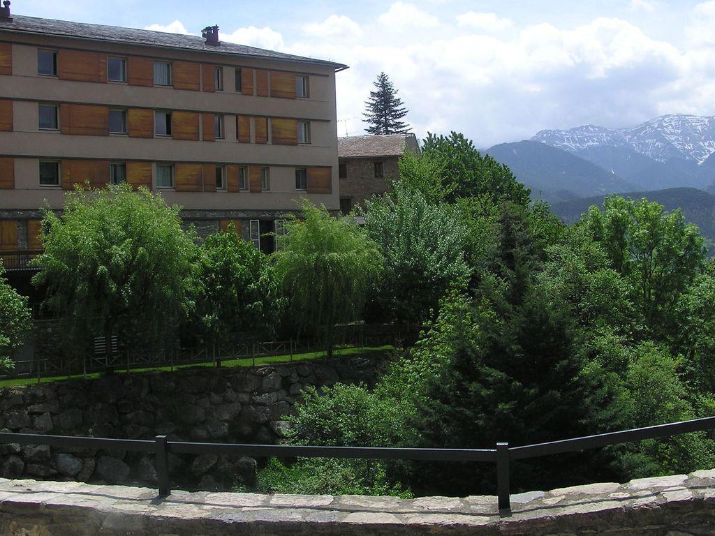 Residencia de 44 m² de 2 habitaciones