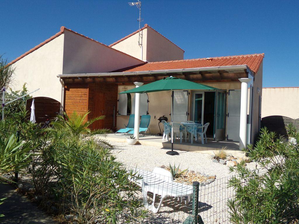 Alojamiento atractivo en Port leucate
