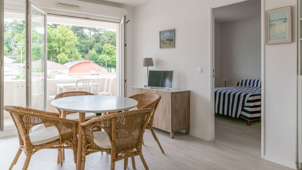 45 m² holiday rental for 4 people