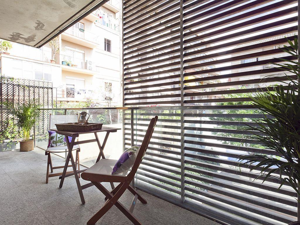 Appartement de 80 m² avec balcon