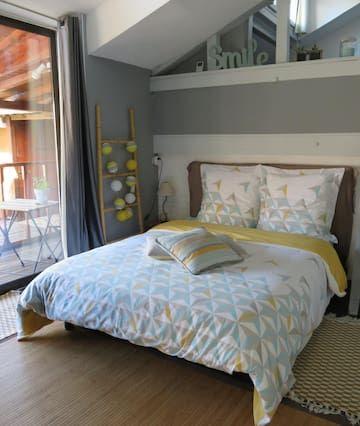 Casa de 18 m² de 1 habitación