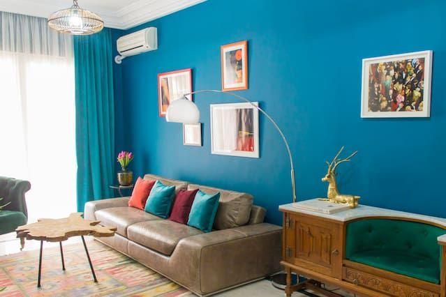Logement à Tunis de 1 chambre