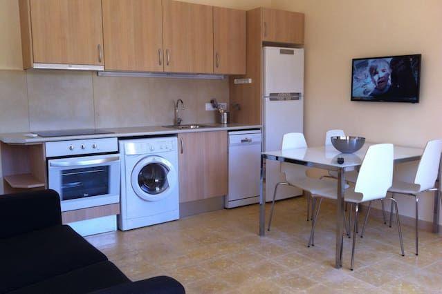 Apartment in Costa Brava, Spain