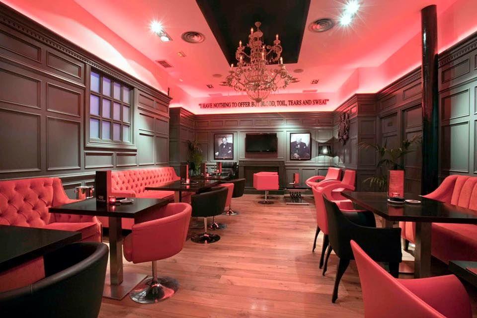 Brunch Bar Bristol Madrid