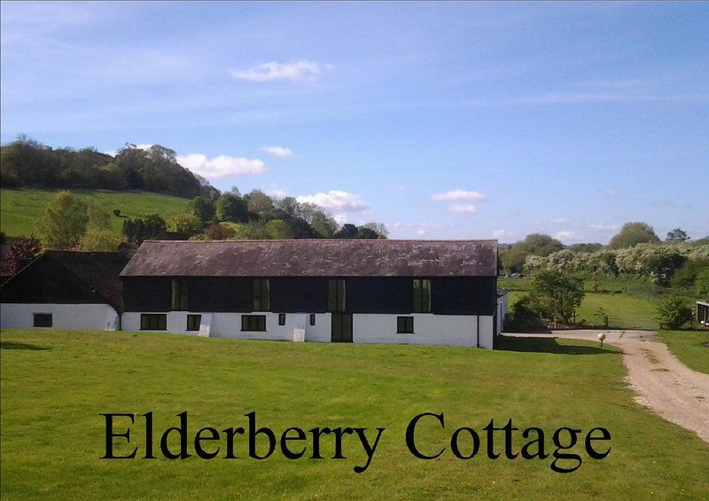Holiday home with Garden and Heating in New forest