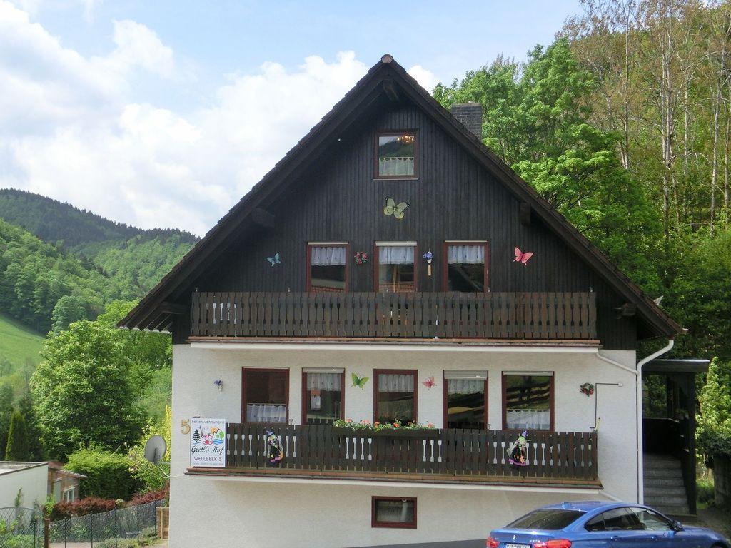 Apartment auf 85 m² in Herzberg